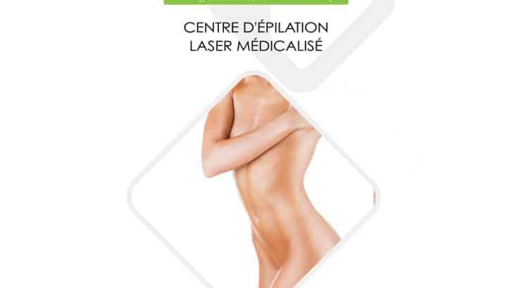 Nouveau Epilation laser définitive à Nice